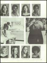 1974 Farmville Central High School Yearbook Page 112 & 113