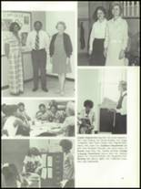 1974 Farmville Central High School Yearbook Page 160 & 161