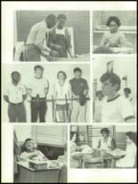1974 Farmville Central High School Yearbook Page 164 & 165