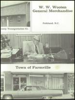 1974 Farmville Central High School Yearbook Page 176 & 177