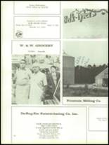 1974 Farmville Central High School Yearbook Page 182 & 183