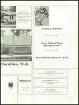 1974 Farmville Central High School Yearbook Page 184 & 185