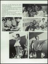 1985 Churchill High School Yearbook Page 10 & 11