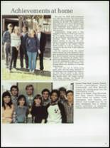1985 Churchill High School Yearbook Page 16 & 17