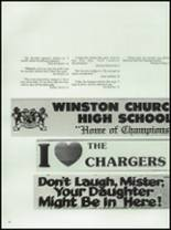 1985 Churchill High School Yearbook Page 18 & 19