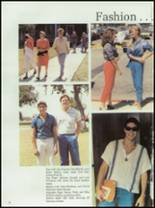 1985 Churchill High School Yearbook Page 20 & 21