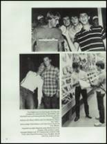 1985 Churchill High School Yearbook Page 22 & 23