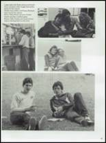 1985 Churchill High School Yearbook Page 34 & 35