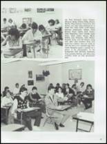 1985 Churchill High School Yearbook Page 60 & 61