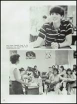 1985 Churchill High School Yearbook Page 66 & 67