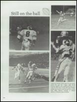 1985 Churchill High School Yearbook Page 106 & 107