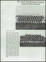 1985 Churchill High School Yearbook Page 108 & 109