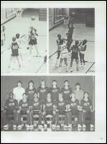 1985 Churchill High School Yearbook Page 116 & 117