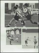 1985 Churchill High School Yearbook Page 126 & 127