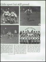 1985 Churchill High School Yearbook Page 130 & 131