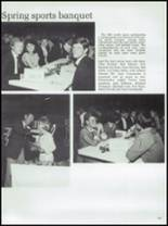 1985 Churchill High School Yearbook Page 132 & 133