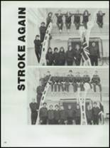 1985 Churchill High School Yearbook Page 140 & 141