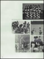 1985 Churchill High School Yearbook Page 160 & 161