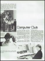 1985 Churchill High School Yearbook Page 168 & 169