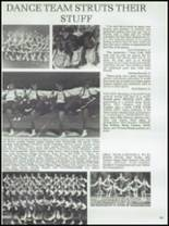 1985 Churchill High School Yearbook Page 188 & 189