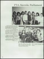 1985 Churchill High School Yearbook Page 194 & 195