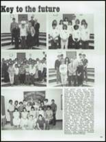 1985 Churchill High School Yearbook Page 202 & 203