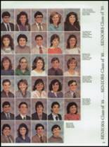 1985 Churchill High School Yearbook Page 232 & 233