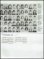 1985 Churchill High School Yearbook Page 256 & 257
