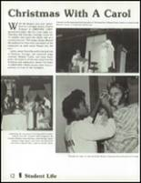 1987 Middletown High School Yearbook Page 16 & 17
