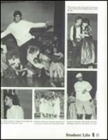 1987 Middletown High School Yearbook Page 18 & 19
