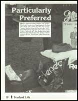1987 Middletown High School Yearbook Page 22 & 23