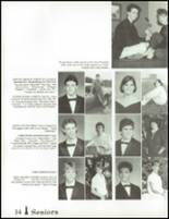 1987 Middletown High School Yearbook Page 38 & 39