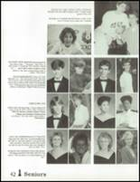 1987 Middletown High School Yearbook Page 46 & 47