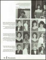 1987 Middletown High School Yearbook Page 50 & 51