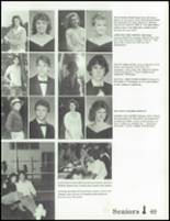 1987 Middletown High School Yearbook Page 52 & 53