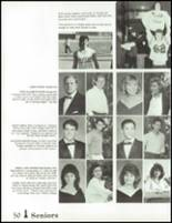 1987 Middletown High School Yearbook Page 54 & 55