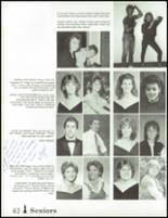 1987 Middletown High School Yearbook Page 66 & 67