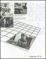 1987 Middletown High School Yearbook Page 68 & 69