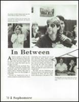 1987 Middletown High School Yearbook Page 80 & 81