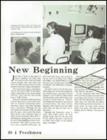 1987 Middletown High School Yearbook Page 90 & 91