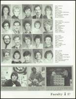 1987 Middletown High School Yearbook Page 100 & 101