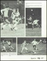 1987 Middletown High School Yearbook Page 110 & 111