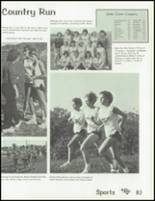 1987 Middletown High School Yearbook Page 116 & 117