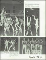 1987 Middletown High School Yearbook Page 122 & 123