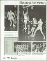 1987 Middletown High School Yearbook Page 126 & 127