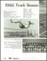 1987 Middletown High School Yearbook Page 136 & 137