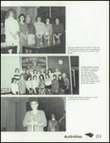 1987 Middletown High School Yearbook Page 156 & 157