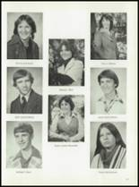 1978 McGuffey High School Yearbook Page 20 & 21
