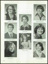 1978 McGuffey High School Yearbook Page 32 & 33