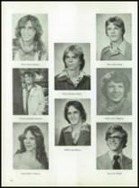 1978 McGuffey High School Yearbook Page 42 & 43